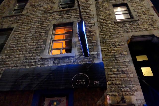 Bar à Vinyle