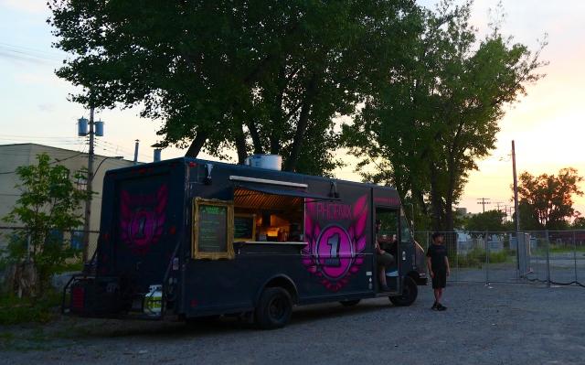 Village Bunkr food truck